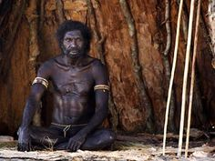 Ten Canoes, a boldly inventive experiment in cross-cultural filmmaking from director Rolf de Heer. His actors are Yolngu people in Australia, who play their own ancestors during a season of canoe building, goose-egg hunting, and storytelling.