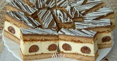 Tiramisu, Waffles, Cake Recipes, Recipies, Easy Meals, Sweets, Cookies, Breakfast, Ethnic Recipes