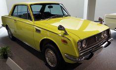 Toyota 1600GT RT55 1967 DOHC body those of Corona