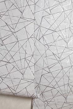Metallic Angles Wallpaper