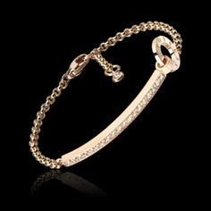 Rose gold Diamond Bracelet G36P6800 -  Possession Collection - Piaget Luxury Jewelry Online