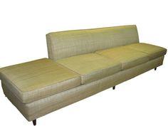 Mid Century Modern danish vintage upholstered 1950's by GreStuff, $2100.00