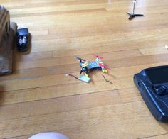 How to Build a Cheap Quadcopter