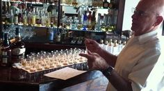 Jim Bledsoe on a quest to find the world's best bourbon