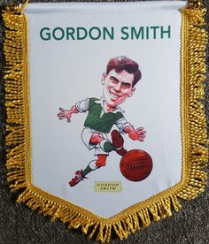 another of the fanous 5 Hibernian forward line