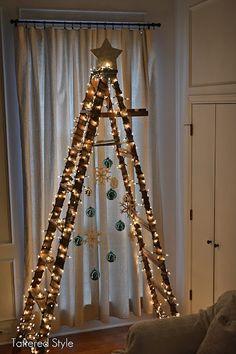 Una idea original para navidad.