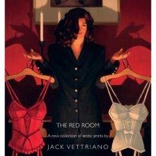 The Jack Vettriano Red Room Collection - Limited Edition Prints