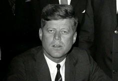 JFK - the elusive hero