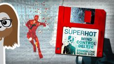 UPLOAD YOUR MIND - SUPERHOT: MIND CONTROL DELETE
