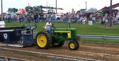 Pilesgrove (Salem County) One feature of the annual Salem County Fair is the tractor pull.