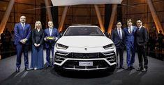 Rayakan Debut Lamborghini Urus, 122 Unit Lamborghini Turun Ke Jalanan Singapura