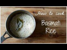 Basmati Rice - Ricetta INFALLIBILE | Il Cibo delle Coccole - YouTube
