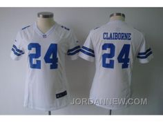 http://www.jordannew.com/nike-women-nfl-jerseys-dallas-cowboys-24-claiborne-whiteclaiborne-christmas-deals.html NIKE WOMEN NFL JERSEYS DALLAS COWBOYS #24 CLAIBORNE WHITE[CLAIBORNE] CHRISTMAS DEALS Only 21.74€ , Free Shipping!