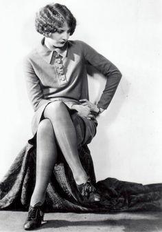 Barbara Stanwyck, c.1920s.