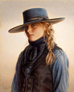 Wyoming Blue Eyes by Carrie Ballantyne
