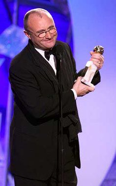 Phil Collins Golden Globe