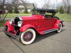 1929 Packard 626 Speedster Runabout