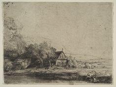 Landscape with a Cow - metmuseum - sen version
