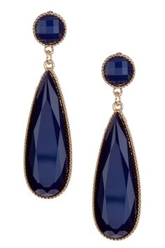 Midnight Memory Earrings