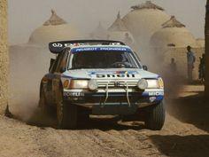 29 Filthy Photos Of The Paris-Dakar Rally Rally Drivers, Rally Car, 3008 Peugeot, Peugeot 206, Rallye Paris Dakar, Rallye Raid, Motosport, Garbage Truck, Boats