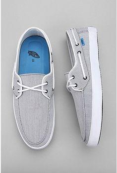 Sweet Van's boat shoes.