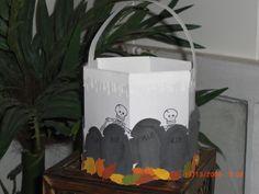Pillow Box Bucket