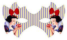 mascaras de princesas - Buscar con Google