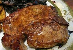 CROCKPOT RANCH PORK CHOPS – Done With Just 3 Ingredients! - PIONEER WIFE Slow Cooker Pork, Slow Cooker Recipes, Crockpot Recipes, Cooking Recipes, Cooking Games, Cooking Ideas, Crockpot Dishes, Cooking Classes, Easy Pork Chop Recipes