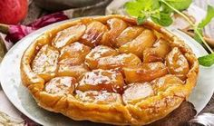 The Tarte Tatin originated in Sologne under unconventional circumstances. Florence Derrick investigates the story behind this classic French dessert. Classic French Desserts, French Food, Meet Recipe, Apple Torte, Easy French Recipes, Desserts Around The World, Homemade Pie, Food Places, Fun Desserts