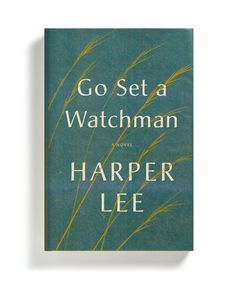 I've always loved this beautiful Harper Lee jacket outtake by Robin Bilardello. Book Cover Design, Book Design, Go Set A Watchman, Lee Jacket, Harper Lee, Book Jacket, Interesting Reads, Inspirational Books, Sweet Nothings
