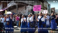 Cherán has been practicing a traditional form of self government for 7 years. Earlier this year, on April 2018 the community celebrated the 7 year anniversary of the it's uprising against what they all call today: The narco government. 7 Year Anniversary, Self, Traditional, Celebrities, Community, Celebs, Celebrity, Famous People