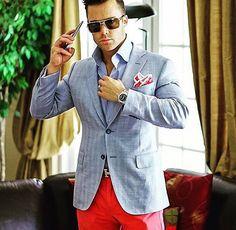 "Sebastian Cruz Couture BE BOLD!!! $10 OFF WITH CODE: ""Imperial"" sebastiancruzcouture.com #suits #mensuits #fashion #gqstylehunt #mensstyle #style #menswear #dapper #suit #suitup #sbysebastian #pocketsquare #handkerchief #unique #style #trend #prada #fashionblog #sartorial #sebastiancruzcouture #dallas #texas #pocketsquare #mensfashionpost #gq #gentleman #gentlemen #bespoke #highfashionmen #menwithclass"