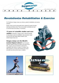 Revolutionize Rehabilitation