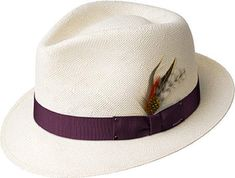 64f17c7fca8d1 Bailey Of Hollywood Men s Guthrie 63114 - Natural Berry Hats