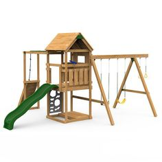 Here at Mouse Playhouse, you can find the perfect playhouse for your child to enjoy for years to come. Choose from a great selection of outdoor and indoor playhouse models from standard to hybrid designs. Playground Swing Set, Swing And Slide, Indoor Playhouse, Hybrid Design, Play Houses, Building, Silver, Outdoor, Outdoors