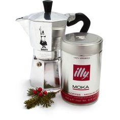 Moka Pot Coffee Gift Set $39.96