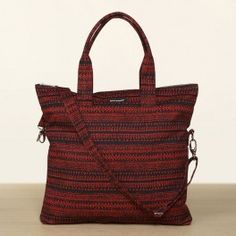 Vera Tattari - Marimekko fabric bags with pattern