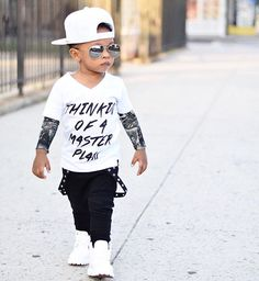 Prince JuJu aka Julian • minimalist toddler boy fashion