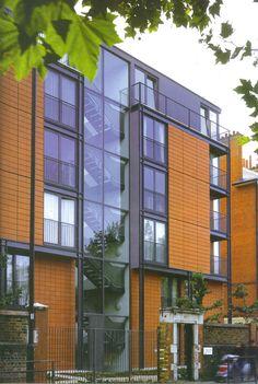 deluga & fielden clegg bradley architects
