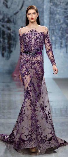 Ziad Nakad Haute Couture - HAUTE COUTURE #HauteCouture #fashion #fashionshow