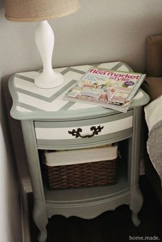 Great Ideas — 30 Before and After DIY Projects - This dresser is great!