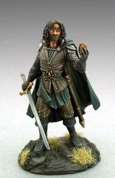 Euron Greyjoy - George R.R. Martin Masterworks - Miniature Lines