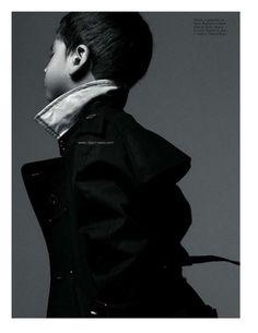 Whiz Kid Fashiontography : Vogue Enfants, Haute Couture, Paris, Black and White, Kid Fashion