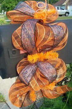 Halloween Mailbox Decor crafts