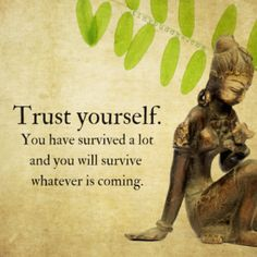 Trust Yourself - How to trust your intuition.