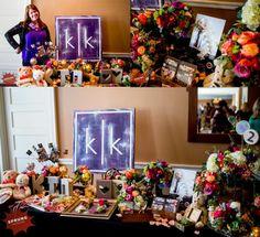 Beautiful Bridal Show Flowers | Arrowhead Wedding Event | Wheaton Wedding Florist
