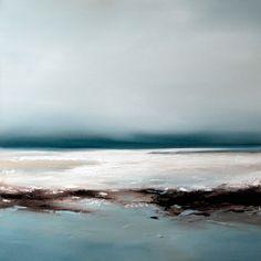 Beyond the Sea 6 - Oil on Canvas - 101cm X 101cm - £995.00