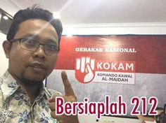 """Gerakan Nasional KOKAM siap padati Jakarta 2 Desember  JAKARTA (Arrahmah.com) - Gerakan Nasional KOKAM (Komando Kawal Al Maidah) adalah gerakan yang digunakan eksponen warga Muhammadiyah untuk menyampaikan aspirasi dan sikap atas dugaan penistaan agama yang dilakukan oleh petahana Gubernur Jakarta Basuki Tjahaja Purnama atau Ahok.  """"Gerakan ini sebagai bentuk komitmen warga persyarikatan untuk menjaga Kebhinekaan dalam Bingkai NKRI. Gerakan KOKAM menyampaikan aspirasi layaknya warga negara…"""