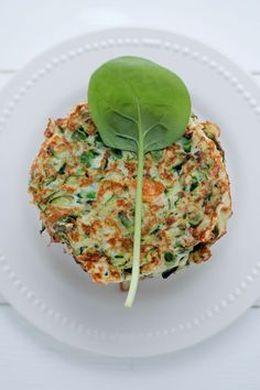 Gluten Free Zucchini Fritters - these were delicious! Light and summery with all the beautiful fresh herbs. Despite squeezing the liquid out of the zucchini like mad, my mix was still too wet so I had to add quite a lot more almond meal but the result was great. Served with spinach salad and chutney, yum.
