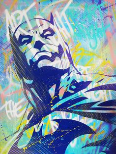 Batman - Anthony Noble                        Really frickin cool fan art